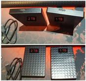 2 ТБ Внешний жесткий диск Seagate Expansion (STEA2000400), черный #4, И. Александр