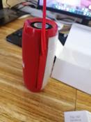 Портативная Bluetooth колонка TG-157, красный #3, Поживилова Н.