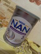 Молочко NAN 3 OPTIPRO гипоаллергенное, для здоровых детей, с 12 месяцев, 400 г #14, Татьяна Г.