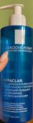 La Roche-Posay Effaclar очищающий пенящийся гель для жирной кожи, склонной к акне, 400 мл #8, Аида М.