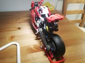Конструктор LEGO Technic 42107 Ducati Panigale V4 R #12, максим д.