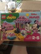 Конструктор LEGO DUPLO Disney 10873 День рождения Минни #6, Игорь К.