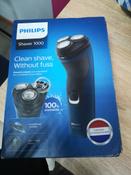 Электробритва Philips SensoTouch S1131/41, черный, серый #7, Анна Б.