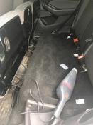 Пылесос автомобильный Dustbuster Auto с гибким шлангом и набором аксессуаров BLACK+DECKER, NVB12AVA #6, Виталий К.
