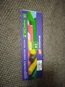 """Пастель масляная художественная для рисования Brauberg Art """"Classic"""", набор 24 цвета, круглое сечение #14, Ольга Д."""