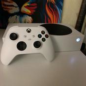 Игровая консоль Microsoft Xbox Series S, белый #8, Лев Р.