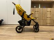 Прогулочная коляска Nuovita Corso (Giallo, Nero / Желтый, Черный) #11, Евгения Т.