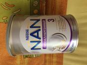 Молочко NAN 3 OPTIPRO гипоаллергенное, для здоровых детей, с 12 месяцев, 400 г #7, К Виолетта