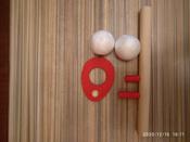 """Логопедическая игра-тренажер для развития речевого дыхания у детей """"Классика"""", аэробол с парящим шариком   #9, Николай Б."""