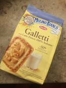 Mulino Bianco Galletti печенье песочное, 350 г #15, Лиза