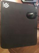 Игровой коврик для мыши SteelSeries QcK heavy, 450x400 #1, Елена