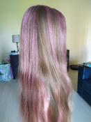 """L'Oreal Paris Красящий спрей для волос """"Colorista Spray"""", оттенок Розовые волосы, 75 мл #14, Любовь"""