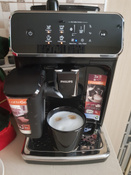 Автоматическая кофемашина Philips Series 2200 LatteGo EP2231/40, черный #11, Ольга С.