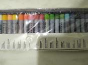 """Пастель масляная художественная для рисования Brauberg Art """"Classic"""", набор 24 цвета, круглое сечение #12, Ирина Б."""
