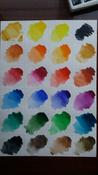 Акварельные художественные краски Ladoga 24 цвета #4, Мария К.