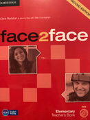 Face 2 Face: Elementary: Teacher's Book (+ DVD-ROM) | Редстон Крис, Day Jeremy #1, Алена Нурджанян