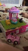 Конструктор LEGO DUPLO Disney 10873 День рождения Минни #9, Элла Д.