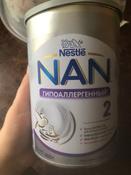 Заменитель грудного молока NAN Optipro HA, гипоаллергенный 2, для профилактики аллергии, с 6 месяцев, 800 г #5, Лиана М.
