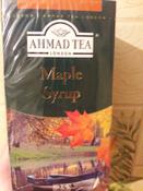 Ahmad Tea Maple Syrup зеленый чай в пакетиках, 25 шт #6, ОКСАНА