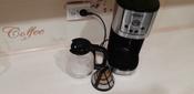 Кофеварка электрическая Капельная Kitfort KT-732, серебристый #1, Сергий Г.