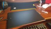 Графический планшет Wacom One CTL-672-N, Red #3, Анастасия С.