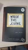 Уничтожь меня! Уникальный блокнот для творческих людей (темный) / Wreck This Journal | Смит Кери #9, Юлия Ш.