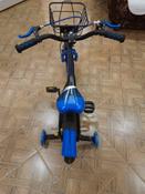 Детский велосипед Yibeigi V-12 синий #9, Ольга П.
