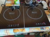 Индукционная Настольная плита Ricci JDL-CS34D9, черный #1, Татьяна Б.