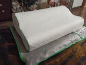Ортопедическая подушка 51x32см, Darwin Orto 1.0, высота 8,11 см #14, Исаева Т.