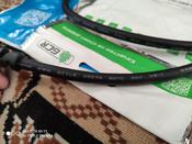GCR Russia with LOVE Надежный кабель HDMI 1.2 м для подключения ПК ТВ Монитора игровых и ТВ приставок черный FullHD 4K 30Hz 1080P 144Hz позолоченные коннекторы двойное экранирование провод HDMI #4, Александр
