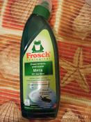 """Очиститель для унитазов """"Frosch"""", с ароматом мяты, 750 мл #13, Наталья К."""