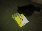 Лакомство Dreamies, подушечки слососем, для кошек, 60 г x 6 шт #11, Валеев Зиннур