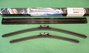 Комплект щеток стеклоочистителя Bosch Aerotwin AR291S 600мм/450мм, бескаркасные, 2 шт #2, сергей