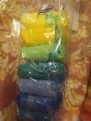 Воздушный пластилин Бестселлер, мягкий, легкий, яркий, скульптурный. Набор из 24 штук ( 2 упаковки по 12 цветов + инструменты для лепки в подарок). #5, Надежда Л.