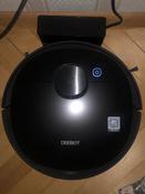 Робот-пылесос  Ecovacs  Deebot Ozmo 950, черный #3, Анастасия Ч.