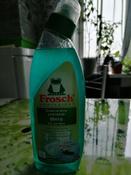 """Очиститель для унитазов """"Frosch"""", с ароматом мяты, 750 мл #3, Олеся К."""