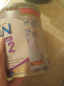 Заменитель грудного молока NAN Optipro HA, гипоаллергенный 2, для профилактики аллергии, с 6 месяцев, 800 г #3, Ирина Р.