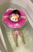 Круг надувной на шею для купания новорожденных и малышей Flipper Балерина от ROXY-KIDS #10, Мария Б.
