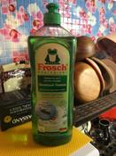 """Средство для мытья посуды """"Frosch"""", с ароматом лимона, 1 л #6, Алена Г."""