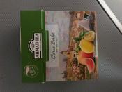 Ahmad Tea Citrus Sorbet зеленый чай в пирамидках, 20 шт #5, Наталья Б.