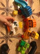 Конструктор LEGO DUPLO Creative Play 10863 Мой первый парад животных #12, Леонидовна Л.