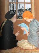 Повесть о рыжей девочке | Будогоская Лидия Анатольевна #3, Мария Ю.