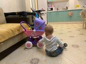 """Полесье коляска для кукол """"Arina"""" 4-х колёсная в пакете #7, Анна М."""