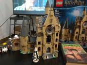 Конструктор LEGO Harry Potter 75948 Часовая башня Хогвартса #11, Елена Ч.