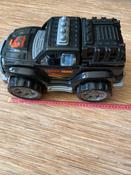 Машинка Полесье Легион №4, 76014, черный #5, Дмитриева А.