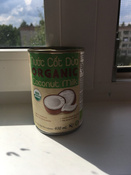 Кокосовое молоко органическое VietCOCO 73% без сахара растительное в жестяной банке 400 мл #13, Ирина Л.