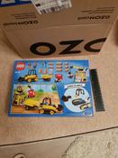 Конструктор LEGO City Great Vehicles 60252 Строительный бульдозер #15, Тамара М.