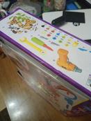 Конструктор для мальчиков и девочек/ Конструктор мозаика с шуруповёртом дрелью/ Мозаика для детей 198 деталей  #9, Антон П.