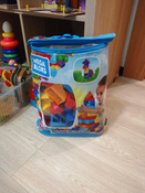 Mega Bloks First Builders Конструктор Big Builder Bag #12, Ирина И.