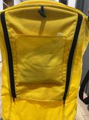 Прогулочная коляска Nuovita Corso (Giallo, Nero / Желтый, Черный) #8, Евгения Т.